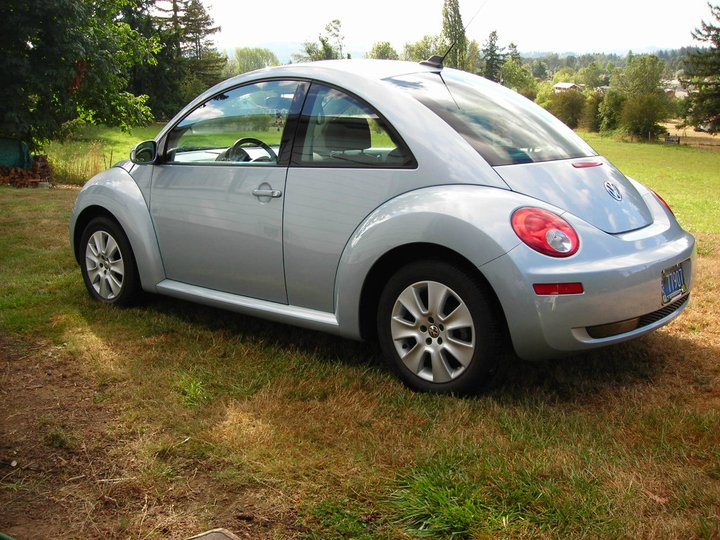 VW beetle customer love