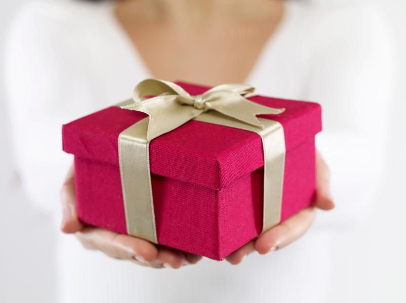Подарки своими руками актуальность