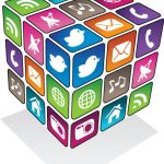 social media rubix cube customer love