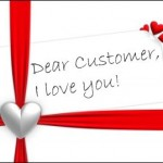 dear customer customer love
